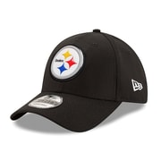 Pittsburgh Steelers Bevel Team Adjustable 9FORTY Cap