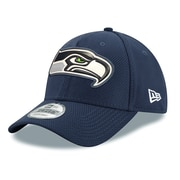 Seattle Seahawks Bevel Team Adjustable 9FORTY Cap