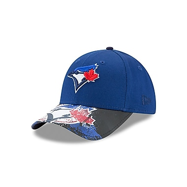 Casquette des Blue Jays de Toronto, jeunes, Splatter Vize 9FORTY
