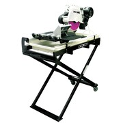 "ROK 10"" 2 HP Professional Tile Saw with Stand (ROK-80710)"