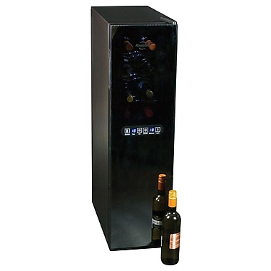 Koolatron 18 Bottle Dual Zone Wine Chiller