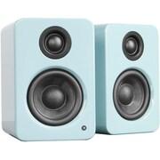 Kanto YU2 2Way Powered Desktop Speakers, Gloss Teal