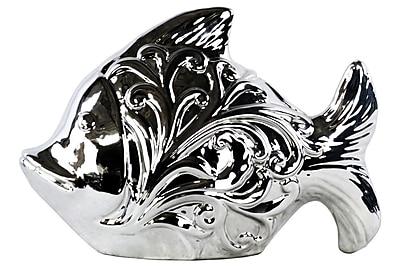 Urban Trends Ceramic Fish Figurine