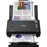 Epson DS-320 Sheetfed Scanner - 600 dpi Optical - 48-bit Color - 25 - 25 - Duplex Scanning - USB