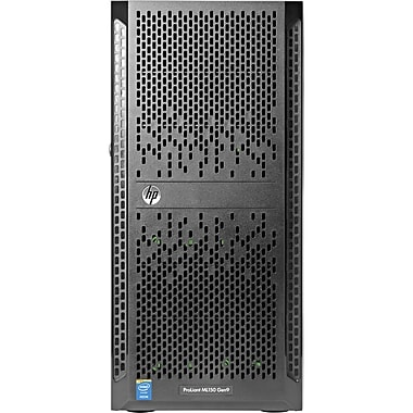 HP ProLiant ML150 G9 5U Tower Server, 2 x Intel Xeon E5-2620 v4 Octa-core (8 Core) 2.10 GHz, 16 GB Installed DDR4 SDRAM