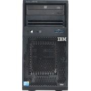 Lenovo System x x3100 M5 5457EKU Tower Server, 1 x Intel Xeon E3-1271 v3 Quad-core (4 Core) 3.60 GHz, 16 GB Installed DDR3 SDRAM