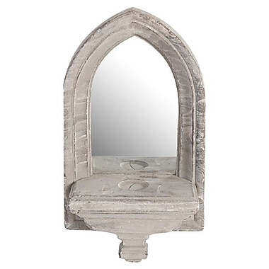 A&B Home Westminster Wall Mirror