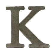 Urban Trends Alphabet Wall Decor; K