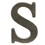 Urban Trends Alphabet Wall Decor; S