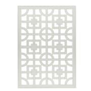 Three Hands Co. Geometric Mirrored Wall D  cor