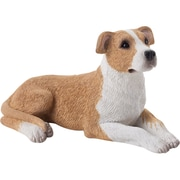 Sandicast Small Size Pit Bull Terrier Sculpture