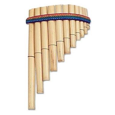 Novica Reed Zampona Panpipe Flute Wall D cor