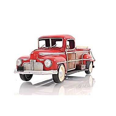 Old Modern Handicrafts Decorative 1942 Fords Pickup
