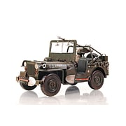 Old Modern Handicrafts 1940 Willys-Overland Jeep 1:12 Car
