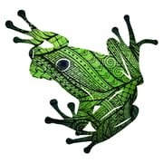 Next Innovations Frog Wall D cor; Evergreen Frog