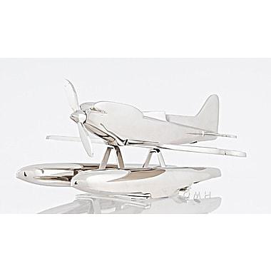 Old Modern Handicrafts Aluminum Seaplane