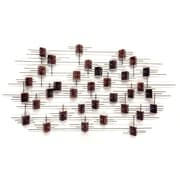 7055 Inc Tri-Quad Wall D cor