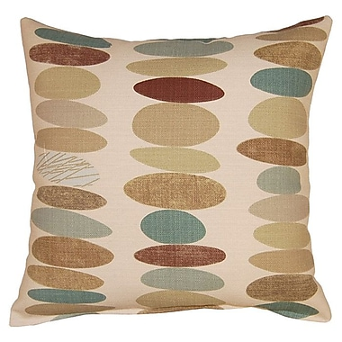 Dakotah Pillow Jessa Reversible Throw Pillow (Set of 2)