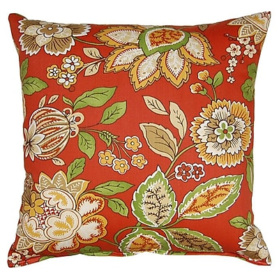 Dakotah Pillow Sadie 100pct Cotton Throw Pillow (Set of 2)