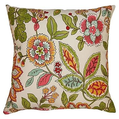 Dakotah Pillow Sadie 100pct Cotton Reversible Throw Pillow (Set of 2)