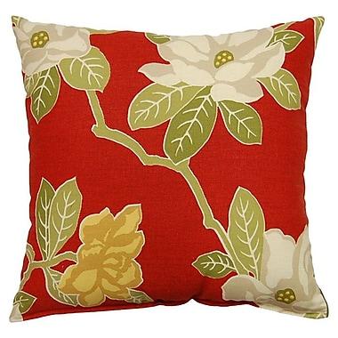 Dakotah Pillow Treme 100pct Cotton Reversible Throw Pillow (Set of 2)