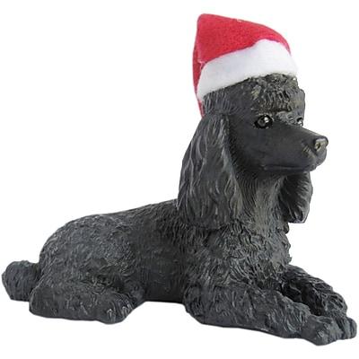 Sandicast Ornaments Poodle Sculpture
