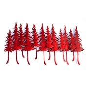 Peterson Housewares Inc. Fall Forest Wall D cor