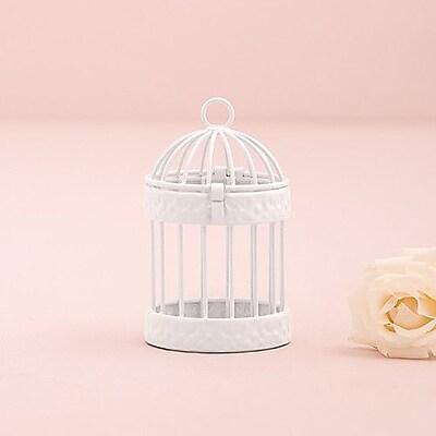 Weddingstar Classic Decorative Bird Cage (Set of 4)