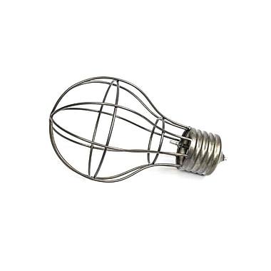 Sagebrook Home Metal Lightbulb Sculpture; 17'' H x 10'' W x 10'' D