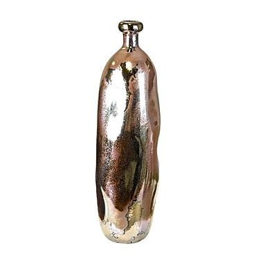 Donny Osmond Ceramic Decorative Bottle; 16.25'' H x 5'' W x 5'' D
