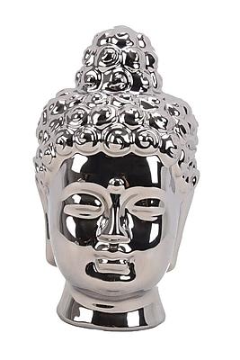 Sagebrook Home Ceramic Buddha