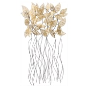 Propac Images Sculptured Leaves Wall D cor