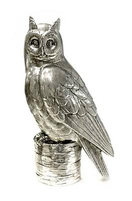 Sagebrook Home Owl Figurine