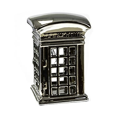 Sagebrook Home Ceramic Phone Booth