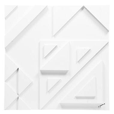 Ren-Wil Austere Angles III Wall Decor