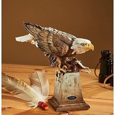 WildWings Free Reign - Bald Eagle Sculpture