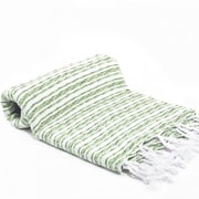 Buldano Turkish Bath Towel; Green