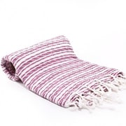 Buldano Turkish Bath Towel; Pink