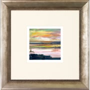 Art Virtuoso Small Abstract Landscapes by Mark Fetty Framed Painting Print