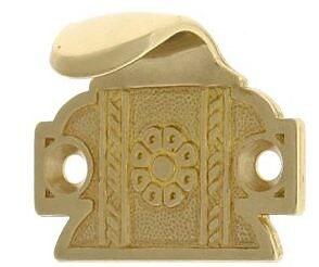 idh by St. Simons Sunburst Curtain Hardware Accessory; Polished Brass