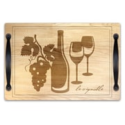 Martins Homewares The Vineyard ''Le Vignoble'' Carve & Serve Board