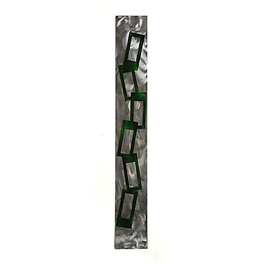 7055 Inc Candy Chains Wall D cor; Candy Green