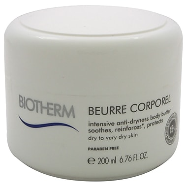 Biotherm Beurre Corporel Intensive Anti-Dryness Body Butter, 6.76 oz