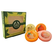 The Body Shop Mini Body Butter Collection Travel Exclusive, 4/Pack (U-SC-3046)