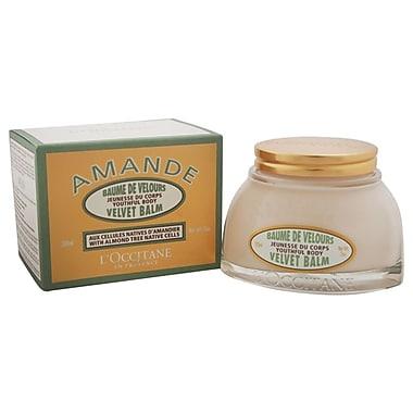 L'Occitane Almond Velvet Balm, 7 oz