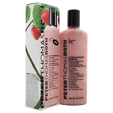Peter Thomas Roth Strawberry Scrub Fruit Enzyme Polisher, 8.5 oz