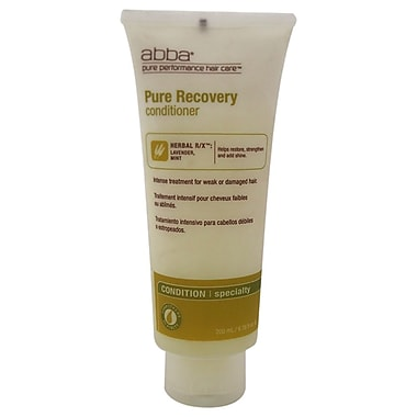 ABBA Pure Recovery Conditioner, 6.76 oz