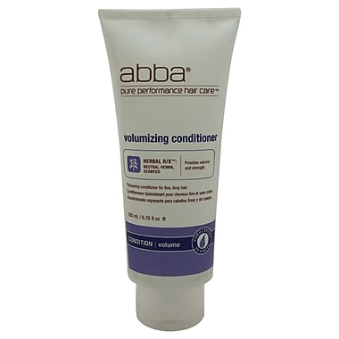 ABBA Pure Volumizing Conditioner, 6.76 oz
