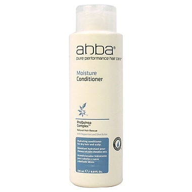ABBA Abba Moisture Conditioner, For Dry Hair & Scalp, 8 oz
