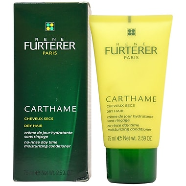 Rene Furterer Carthame No-Rinse Day Time Moisturizing Conditioner, 2.59 oz